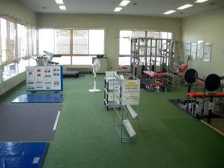 明保野体育館の画像